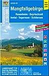 UK50-53 Mangfallgebirge: Rosenheim, B...