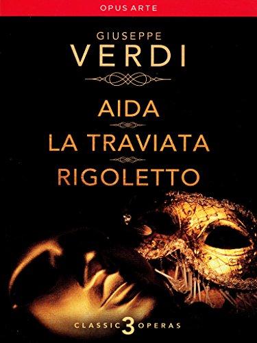 Verdi: Operas Box Set [5DVD]
