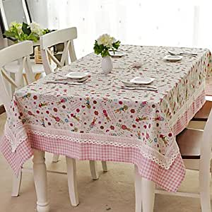 Amazon.com - BST Kitchen & Table Linens Table Cloth