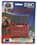 EBC Brakes FA244V Semi Sintered Disc Brake Pad