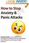 How to Stop Anxiety & Panic Attacks:...