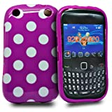 Accessory Master Silicone Gel Case for BlackBerry Curve 9320