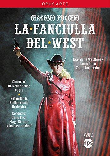 プッチーニ:西部の娘(ネーデルラント・オペラ2009)[DVD]