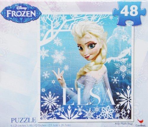 "Disney FROZEN ""ELSA"" 48 Piece Jigsaw Puzzle"
