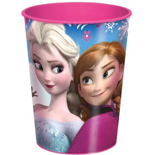 Disney Frozen Plastic Cup [16 OZ] - 1