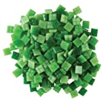 Jennifer's Mosaics Grassy Greens Mix...