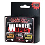Ernie Ball Wonder Wipes 6 Combo Pack...