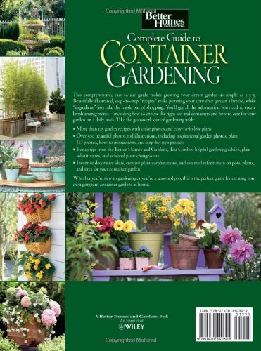 Complete Guide To Container Gardening Better Homes And Gardens Gardening: better homes and gardens planting guide