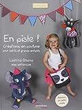 En piste ! : Cr�ations en couture pour petits et grands Enfants