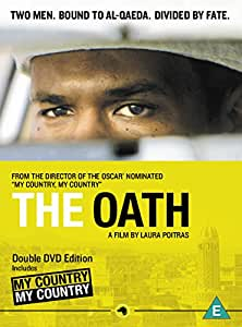 The Oath (2-disc includes My Country, My Country) [DVD]