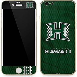 University of Hawaii iPhone 6/6s Skin - University of Hawaii Vinyl Decal Skin For Your iPhone 6/6s