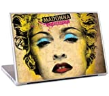MusicSkins Madonna Celebration Skin for 15 inch MacBook Pro and PC Laptop