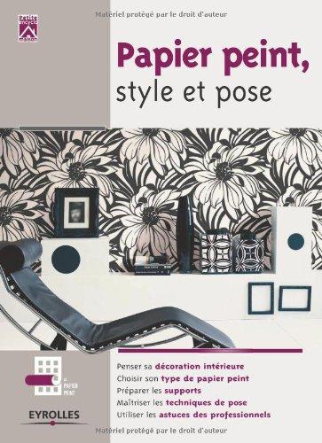 Papier Peint Style Et Pose