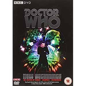 Doctor Who - New Beginnings Collection [Import anglais]