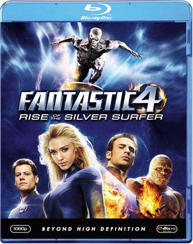 ファンタスティック・フォー:銀河の危機(Blu-ray Disc)