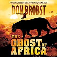 The Ghost of Africa Audiobook by Don Brobst Narrated by James Foster