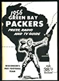 1956 Green Bay Packers Media Guide Repro - NFL Football Reproduction at Amazon.com