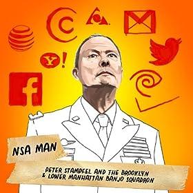 NSA Man - Single [Explicit]