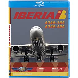 Iberia A340 to Mexico City [Blu-ray]