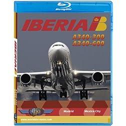 Iberia A340 to Mexico City [Blu-ray]