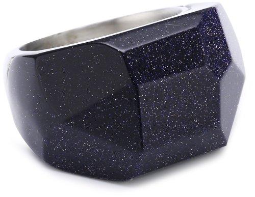 Miss Sixty SMXD01020 - Anello in acciaio inox e Acciaio inossidabile, 12, colore: 0, cod. SMXD01012