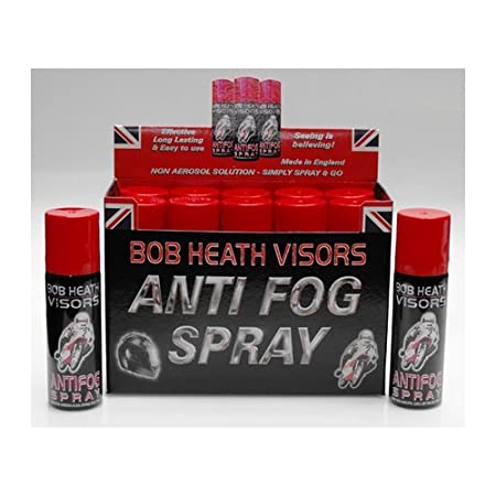 Bob Heath anti-bu?e 50ml Pump [Encadr? 10]