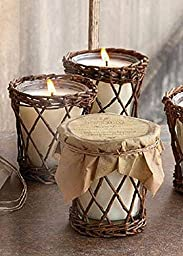 Park Hill Collection Scented Candle. Front Porch