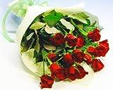 20歳・結婚20周年・勤続20年など、20に関するお祝いに! お買い得赤バラ20本の花束