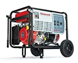 Honeywell HW6200 7,750 Watt 13 HP 389cc OHV Portable Gas Powered Home Generator