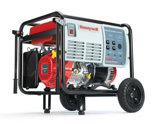 Honeywell HW6200 7,750 Watt 13 HP 389cc OHV Portable