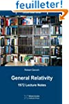 General Relativity: 1972 Lecture Notes