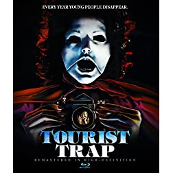 Tourist Trap [Blu-ray]