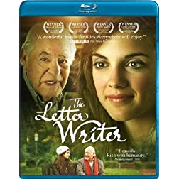 The Letter Writer Blu Ray [Blu-ray]