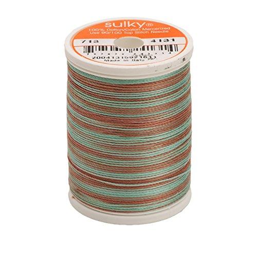 Blendables-fils-Sulky-12-Poids-330-verges-chocolat-menthe