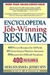 Encyclopedia Of Job Winning Resumes 3...