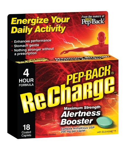 Pep-back Recharge, 18-Count (Pack of 3)