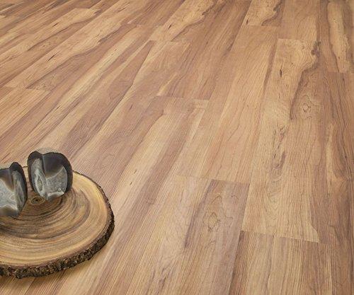 Click Wood Flooring Installation: Appalachian Cherry Vinyl Flooring