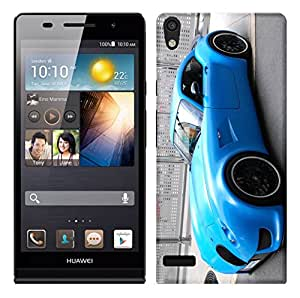 Wow Premium Design Back Cover Case For Huawei Honor P6