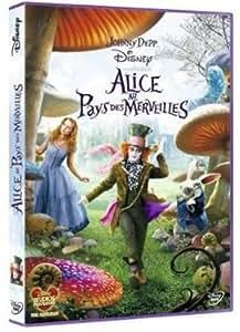 Alice au Pays des Merveilles le film [Import belge]