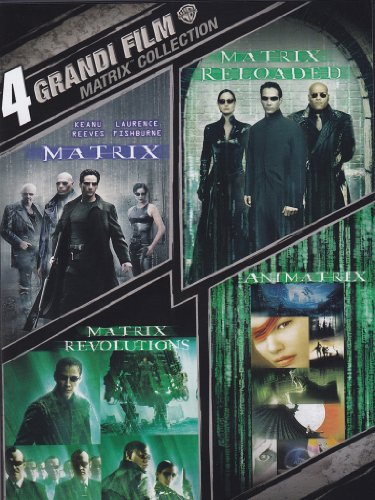 4 grandi film - Matrix collection
