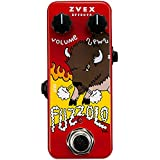 ZVex Fuzzolo Fuzz Guitar Effects Pedal
