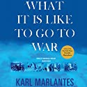 What It Is Like to Go to War (       UNABRIDGED) by Karl Marlantes Narrated by Bronson Pinchot