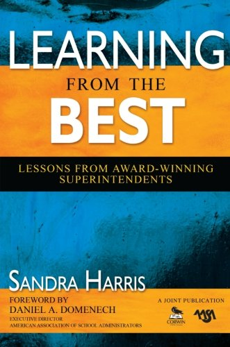 Learning From The Best: Lessons From Award-Winning Superintendents front-880807