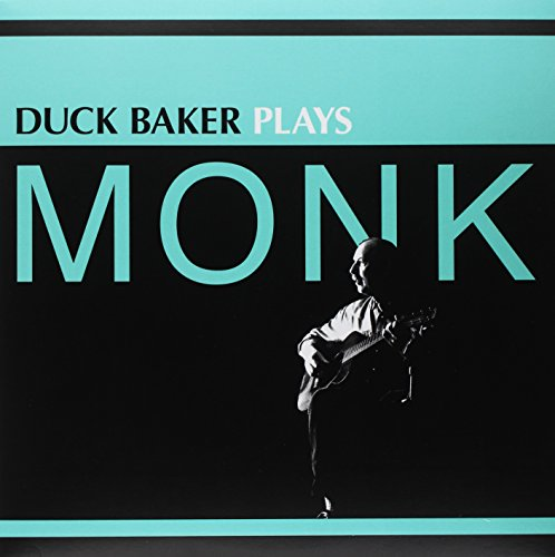 Vinilo : DUCK BAKER - Duck Baker Plays Monk