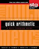 img - for Quick Arithmetic: A Self-Teaching Guide (Wiley Self-Teaching Guides) book / textbook / text book
