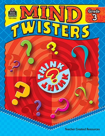 Teacher Created Resources Mind Twisters Gr 3
