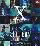 X JAPAN RETURNS 完全版 1993.12.31 Blu-ray