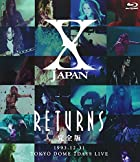 X JAPAN RETURNS ������ 1993.12.31 [Blu-ray](�߸ˤ��ꡣ)