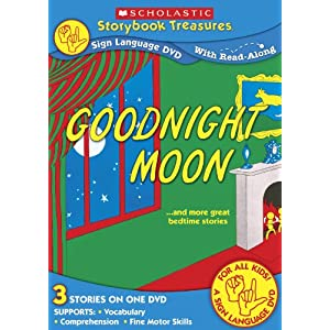 Scholastic Goodnight Moon Sign Language DVD
