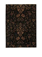Design Community By Loomier Alfombra Oz Ziegler Mirage (Negro)